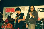 Deden Kecil n Moritza Thaher - GMA Drummers DAY