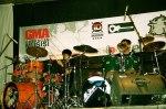 Deden Kecil vs Harry Jingkrak - GMA Drummers DAY
