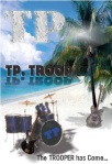 Cover Album TP Troop  - The Trooper Has Come