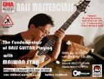 Poster Bass Masterclass Horizontal 01